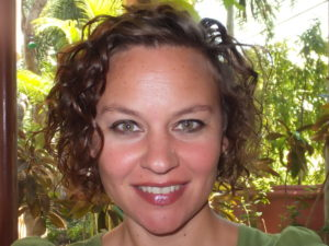 Travel writer, Rosanne Turner