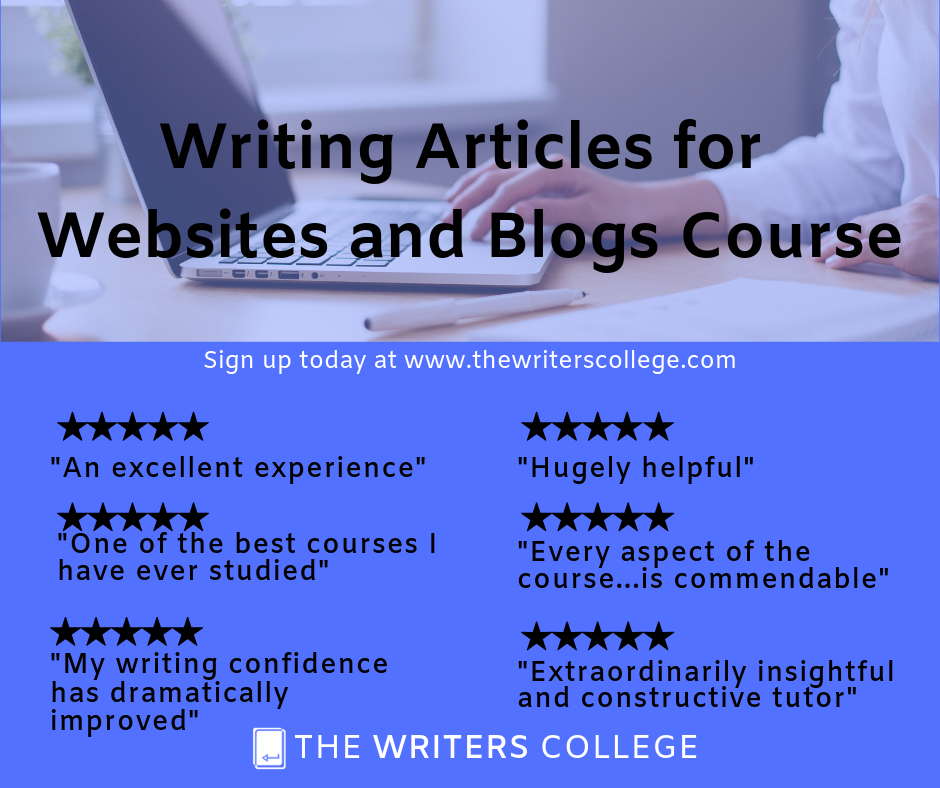 writing articles for online publications accepting